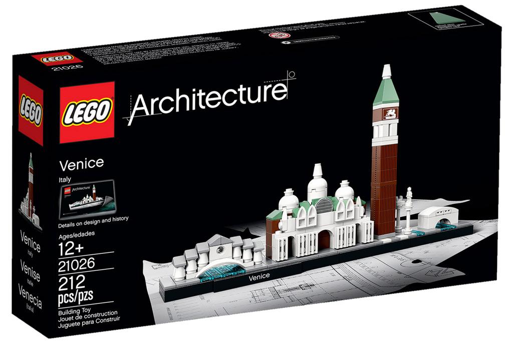 Alles im Fluss   © LEGO Group