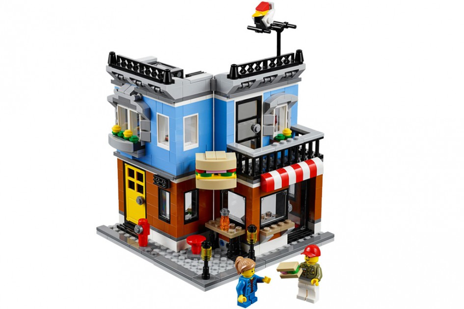 Corner Deli | © LEGO Group