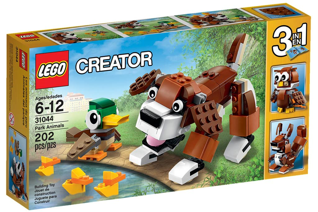Wuff, wuff! | © LEGO Group/ shop@home