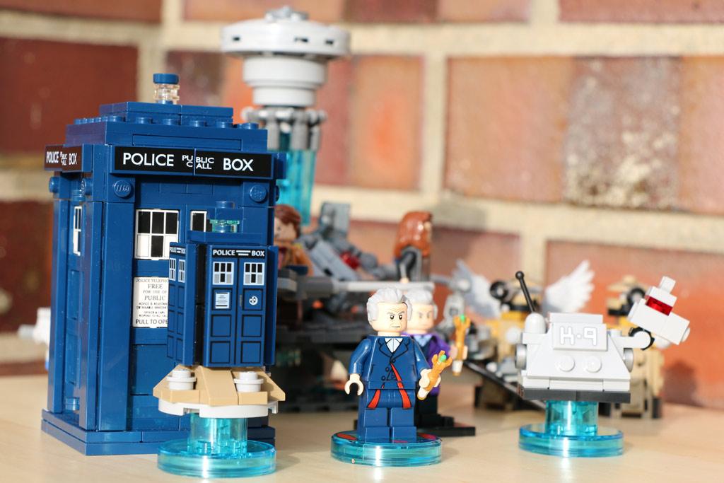 Doctor Who und Lego: Eine nue Liaison | © Andres Lehmann
