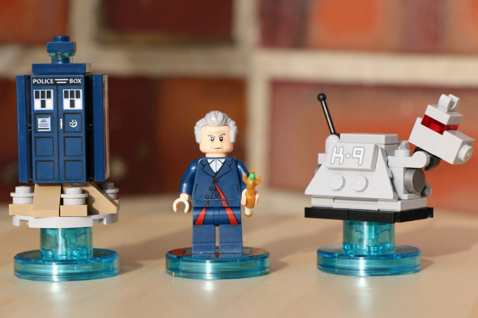 Lego Dimensions Doctor Who Level Pack | © Andres Lehmann