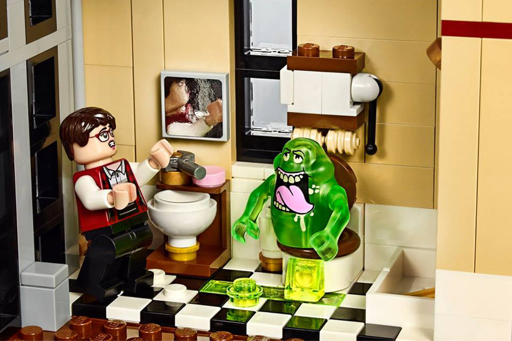 00 Slimer | © LEGO