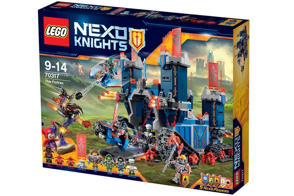 """lego nexo knight die """"ritter der zukunft"""" starten durch"""