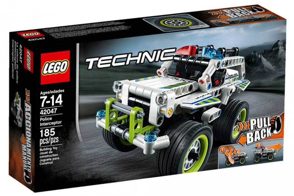 Achtung, hier kommt die Polizei | © LEGO Group