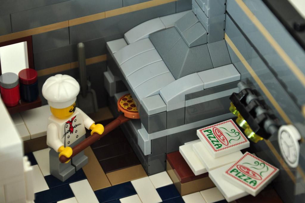 Großer Pizzaofen: Mahlzeit! | © Peedeejay