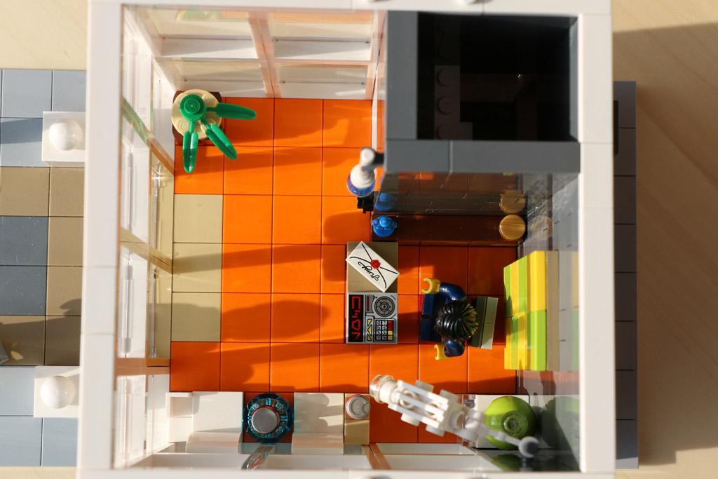 Das Foyer des ukonio Buildings | © Andres Lehmann