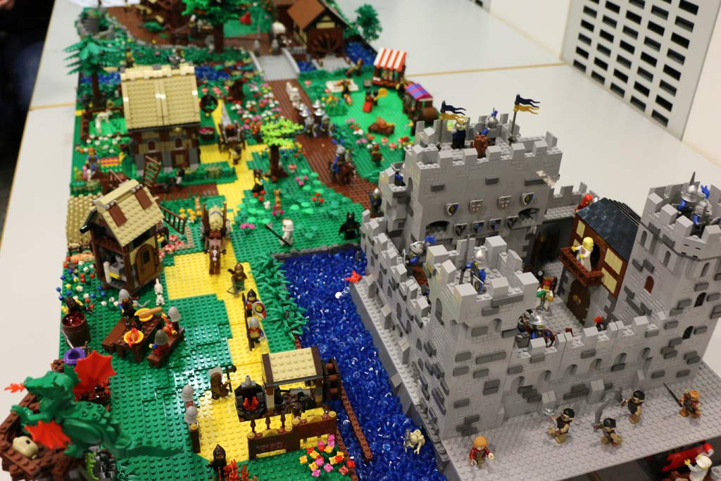 Facettenreiche Lego-Welten | © Andres Lehmann