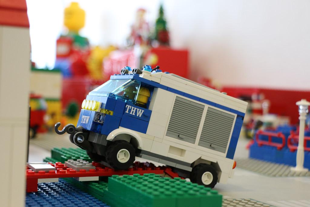 Timo hat unzählige Einsatzfahrzeuge aufgefahren. | © Michael Kopp