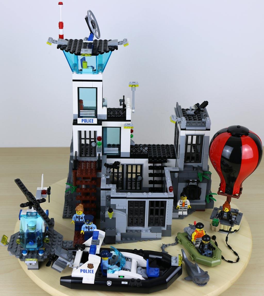 Lego City Gefängnisinsel | © Andres Lehmann