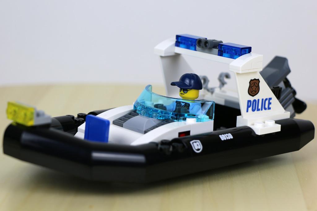 Polizeiboot | © Andres Lehmann