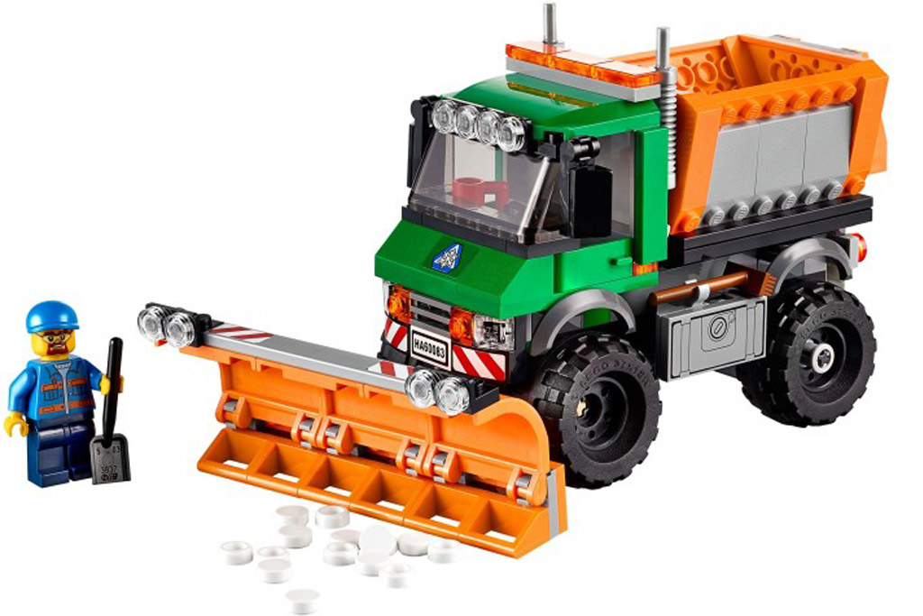 Lego City Snowplow Truck | © LEGO Group