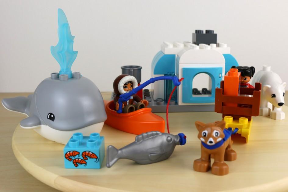 Lego Duplo Arktis-Familie   © Andres Lehmann