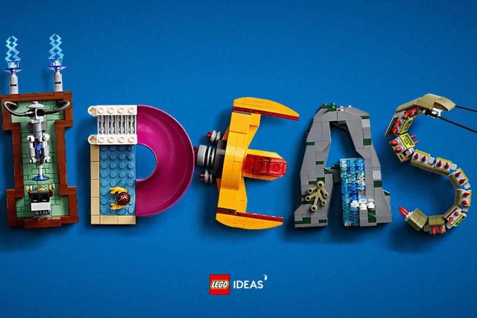 Frischen Ideen gesucht | © LEGO Group
