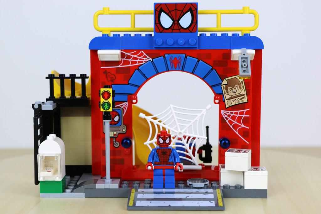 Spider-Man und sein Versteck | © Andres Lehmann