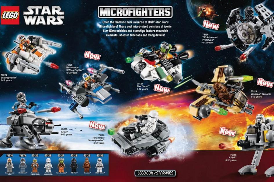 Der neue Lego-Katalog ist da!   © LEGO Group