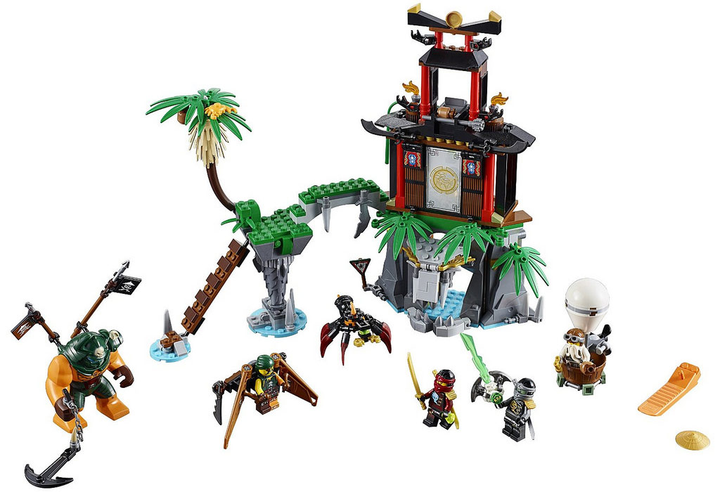 lego ninjago 2016 bilder zeigen neue ninjago sets. Black Bedroom Furniture Sets. Home Design Ideas