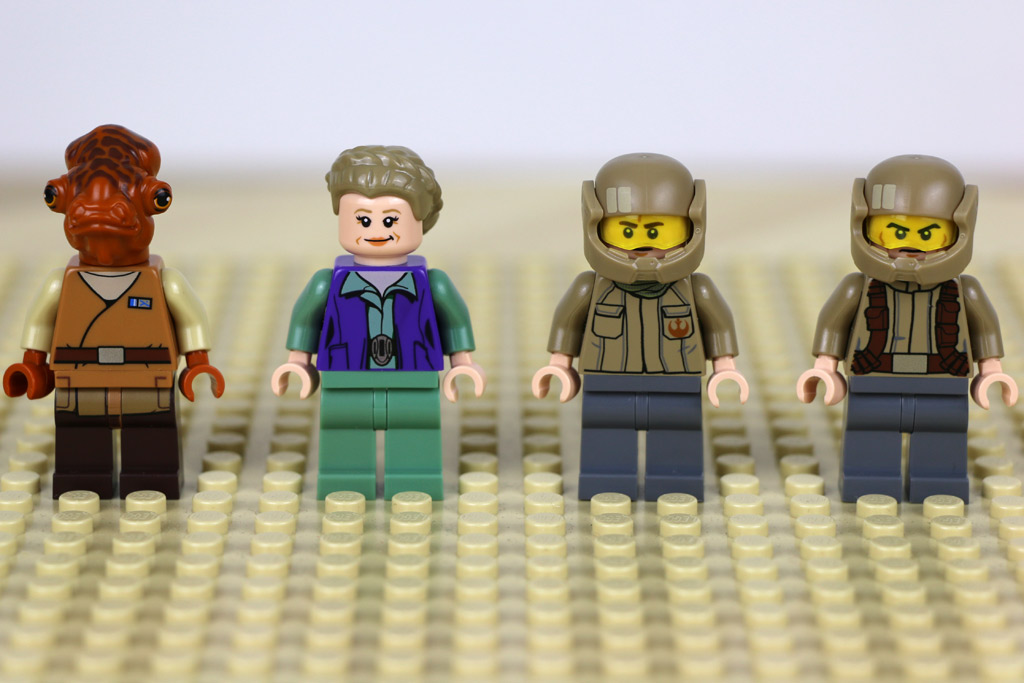 Vier Widerstandskämpfer | © Andres Lehmann