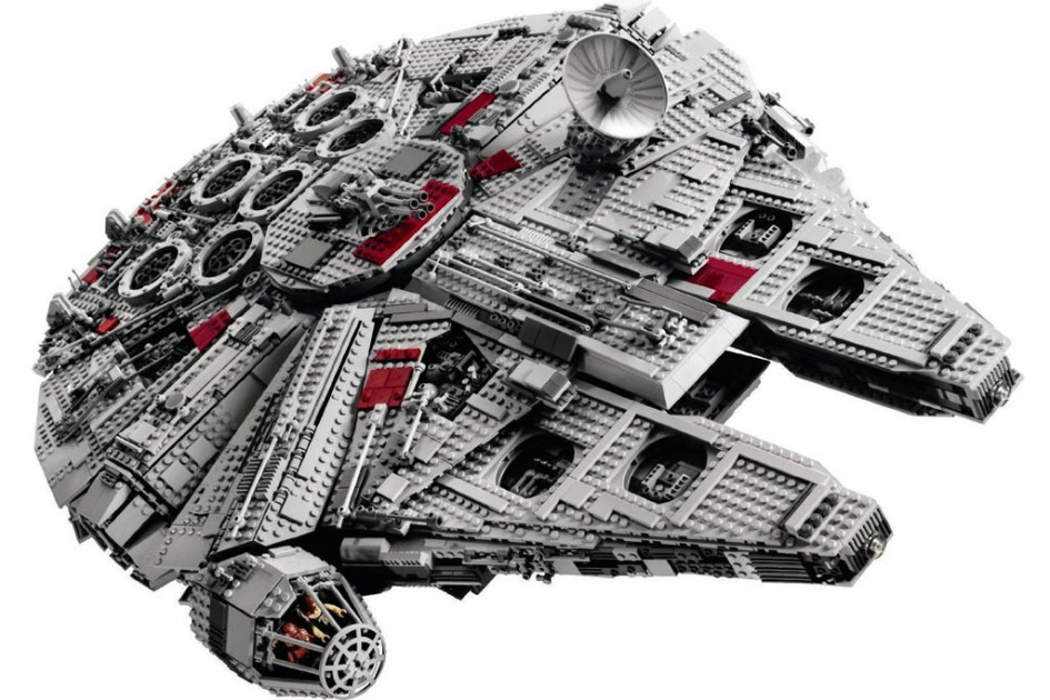Lego Star Wars UCS Millenium Falcon | © LEGO Group