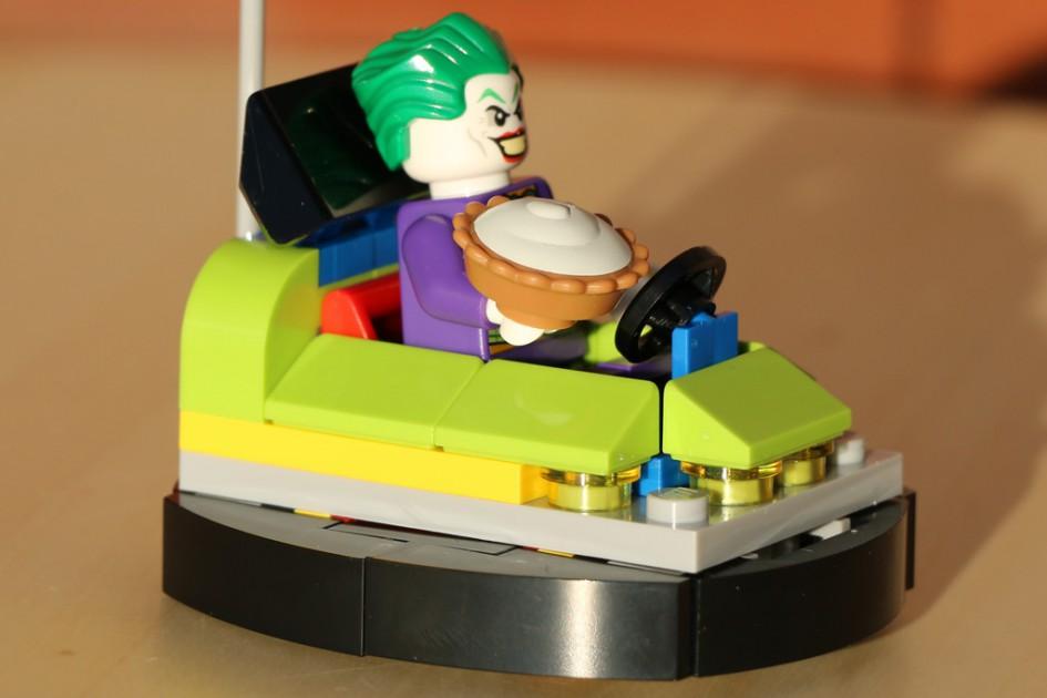 Joker kommt angedüst! | © Andres Lehmann