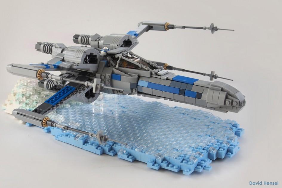 Der X-Wing erwacht! | © Legonardo Davidy/ David Hensel/ Flickr