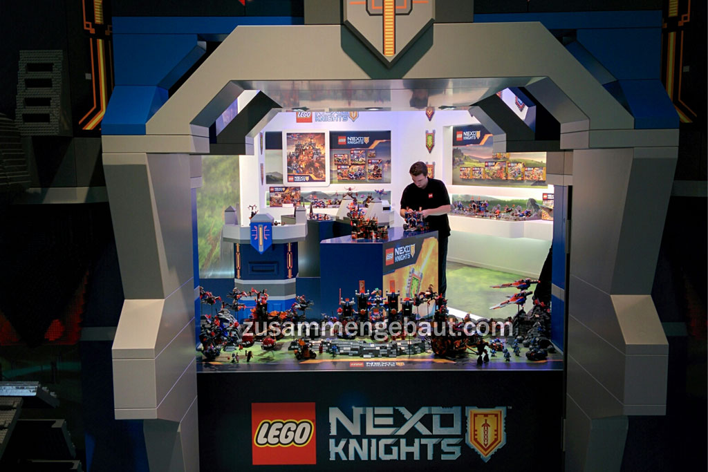 A look inside the Nexo Knights | © Andres Lehmann / zusammengebaut.com