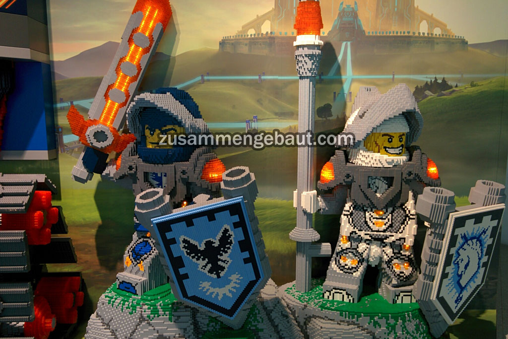 New Heroes: The Nexo Knights | © Andres Lehmann / zusammengebaut.com