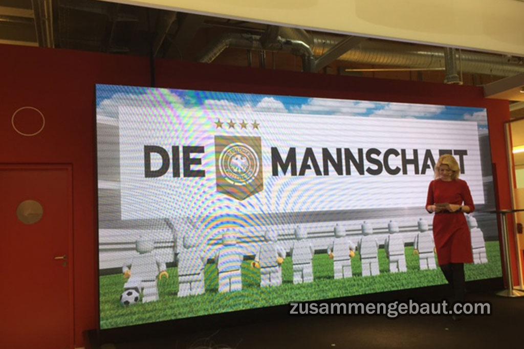 Die Mannschaft kommt! | © Matthias Kuhnt / zusammengebaut.com