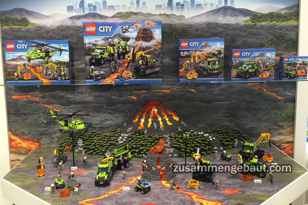 Volcano Starter Set (60120) and more | © Matthias Kuhnt / zusammengebaut.com