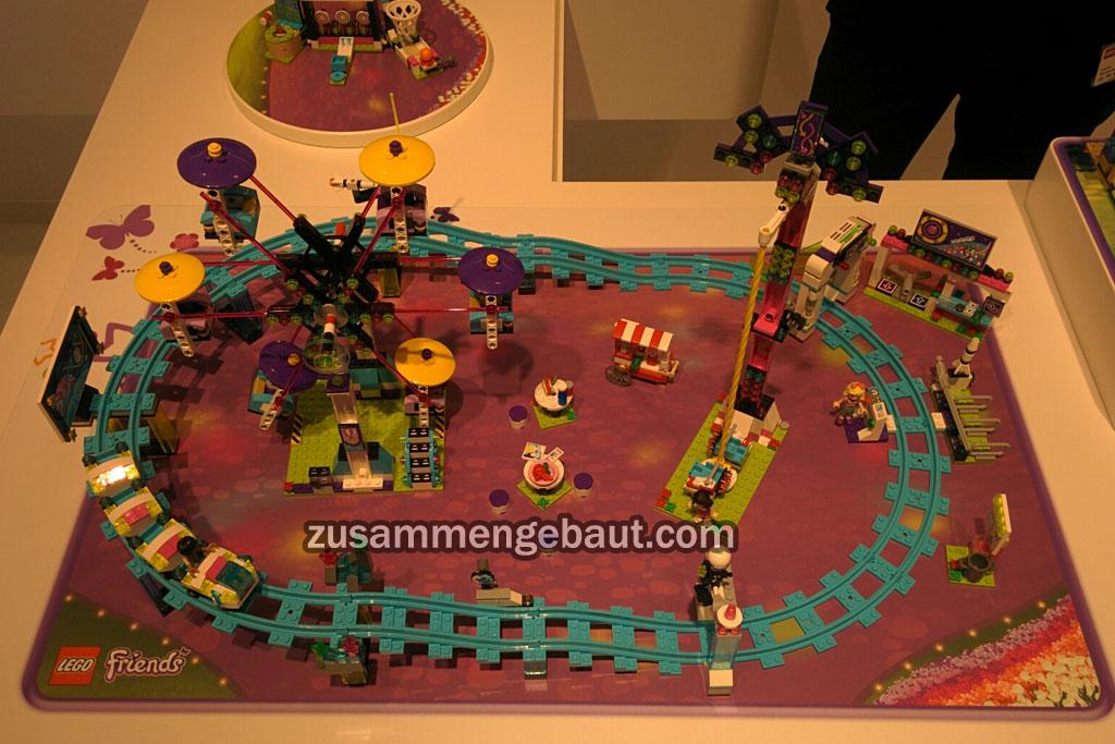 Lego Freinds on Rails | © Andres Lehmann / zusammengebaut.com