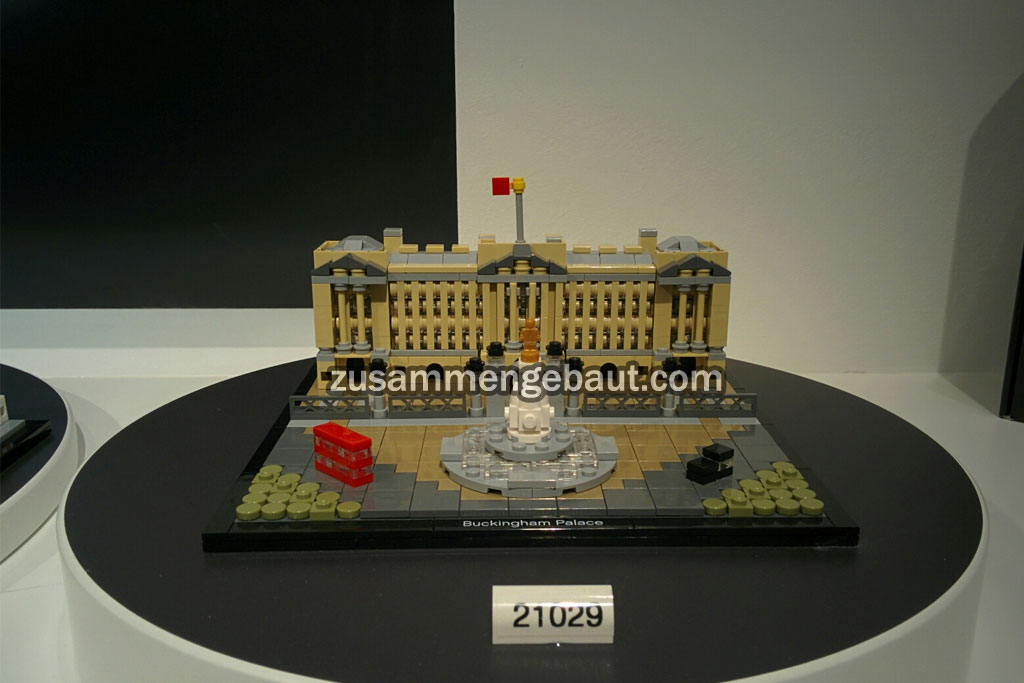 Buckingham Palace | © Andres Lehmann / zusammengebaut.com