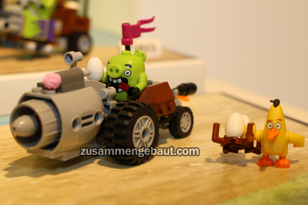 Piggy Car Escape | © Andres Lehmann / zusammengebaut.com
