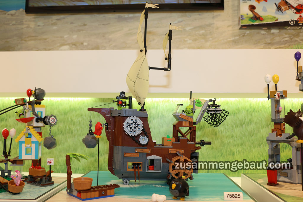 Piggy Pirate Ship | © Andres Lehmann / zusammengebaut.com