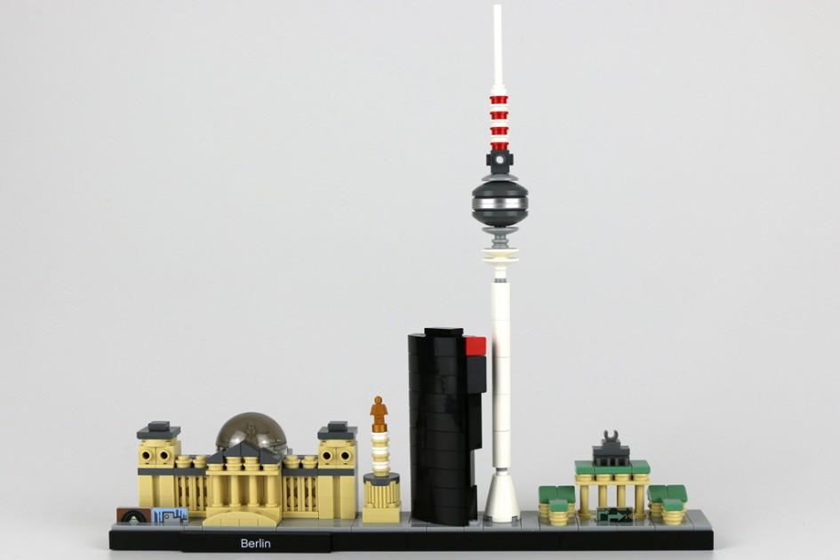 Lego Architecture Skyline: Berlin | © Andres Lehmann