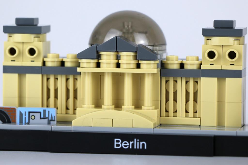 Der Reichstag nebst Kuppel | © Andres Lehmann