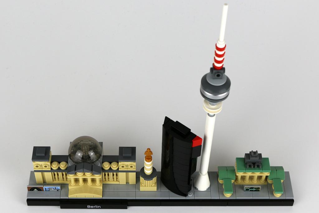 Berliner Skyline aus der Vogelperspektive | © Andres Lehmann