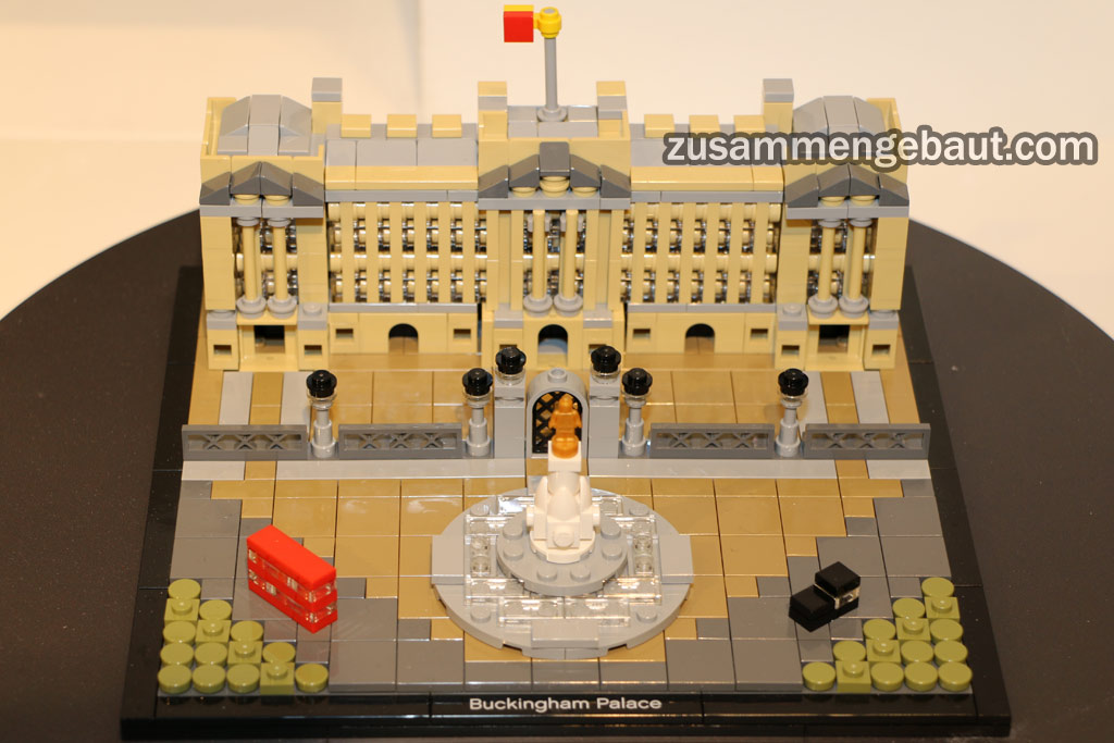 Toy fair 2016 new lego architecture sets buckingham for Architecture lego