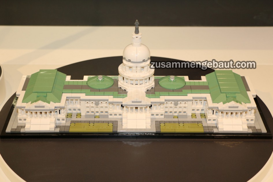 Capitol in Washington D.C. | © Andres Lehmann / zusammengebaut.com