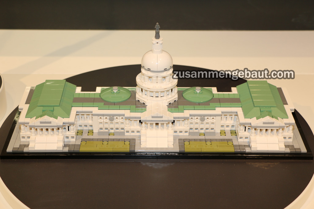 Capitol in Washington D.C.   © Andres Lehmann / zusammengebaut.com