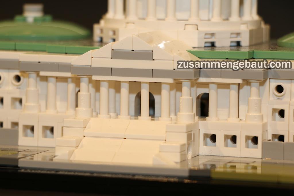 Entrance Capitol | © Andres Lehmann / zusammengebaut.com