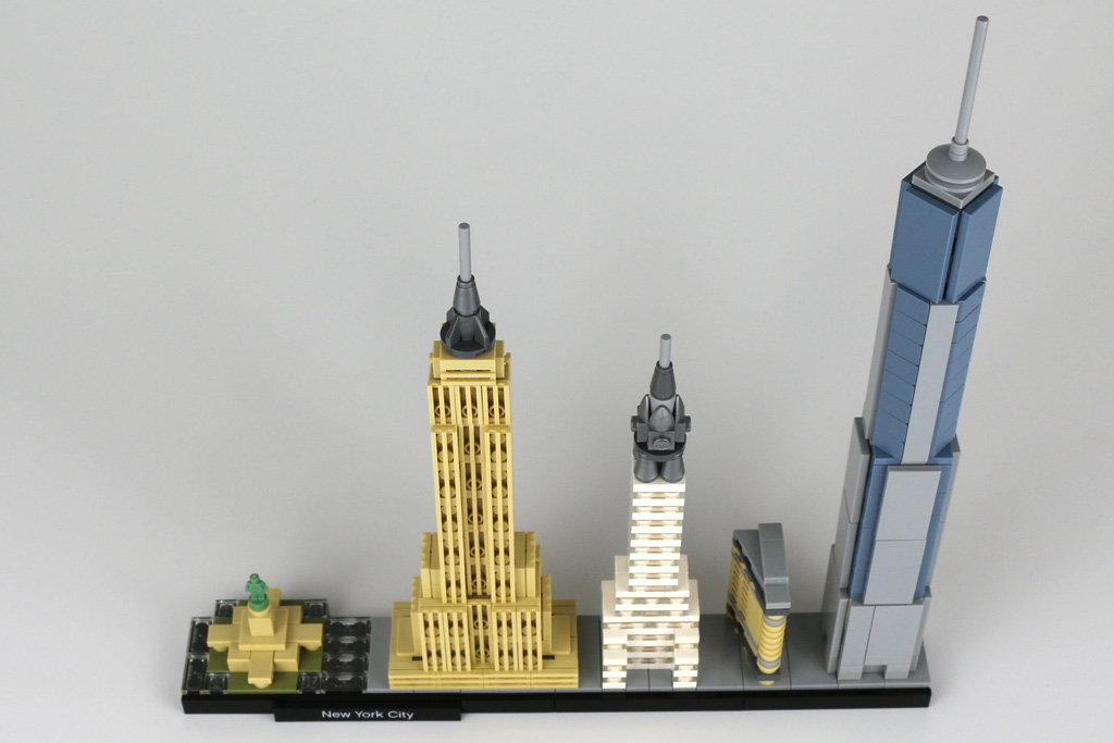 Steiniges Manhattan aus der Vogelperspektive | © Andres Lehmann