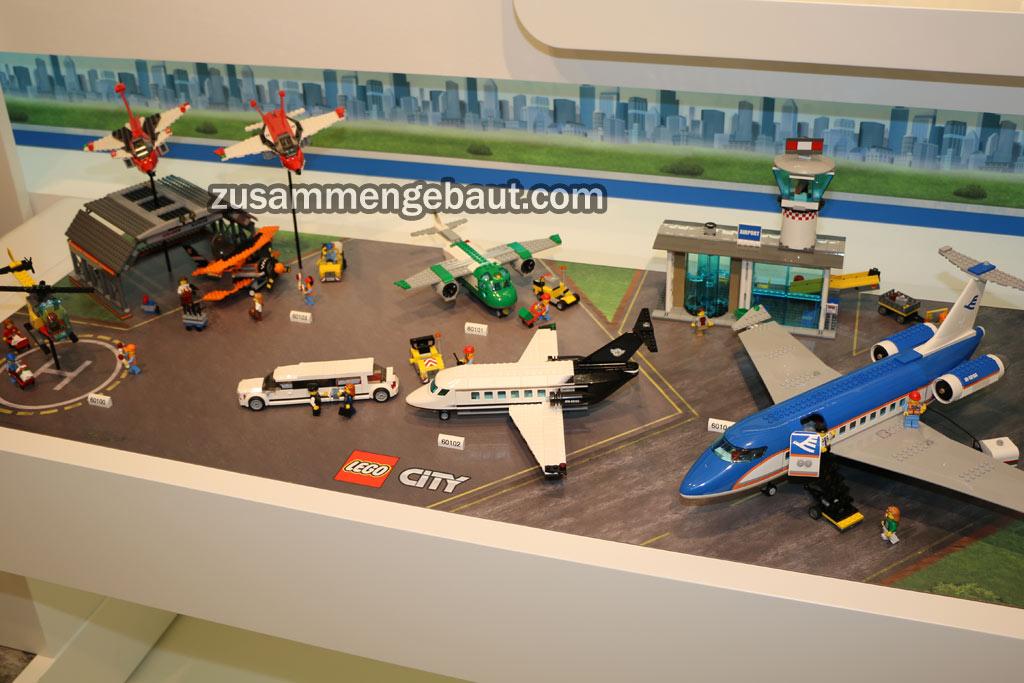 LEGO Messestand auf der Spielwarenmesse | © Andres Lehmann / zusammengebaut.com