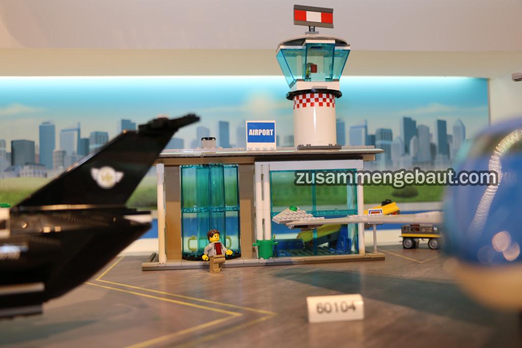Passenger Terminal   © Andres Lehmann / zusammengebaut.com