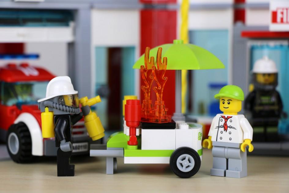 Lego City: Die Feuerwehr ist da!   © Andres Lehmann