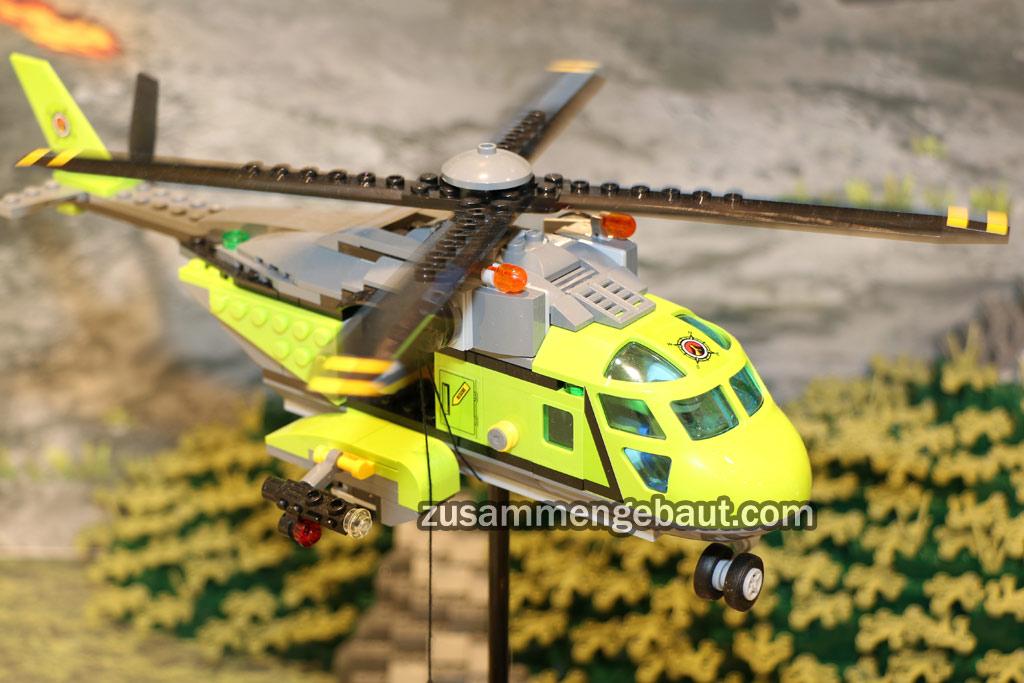 Helicopter | © Andres Lehmann / zusammengebaut.com