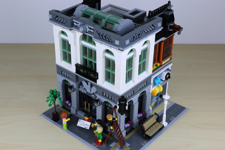 Lego technic prozente