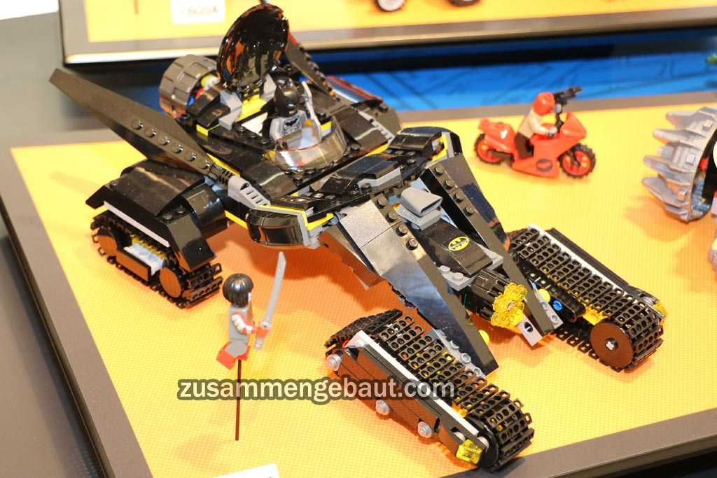 Another vehicle for Batman | © Andres Lehmann / zusammengebaut.com