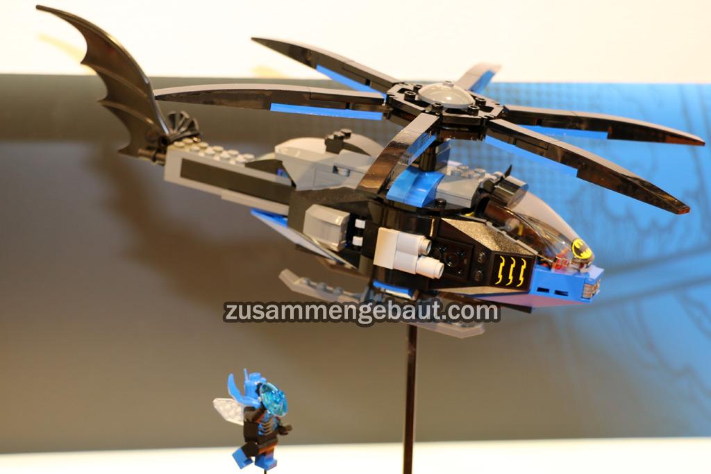 Batcopter | © Andres Lehmann / zusammengebaut.com