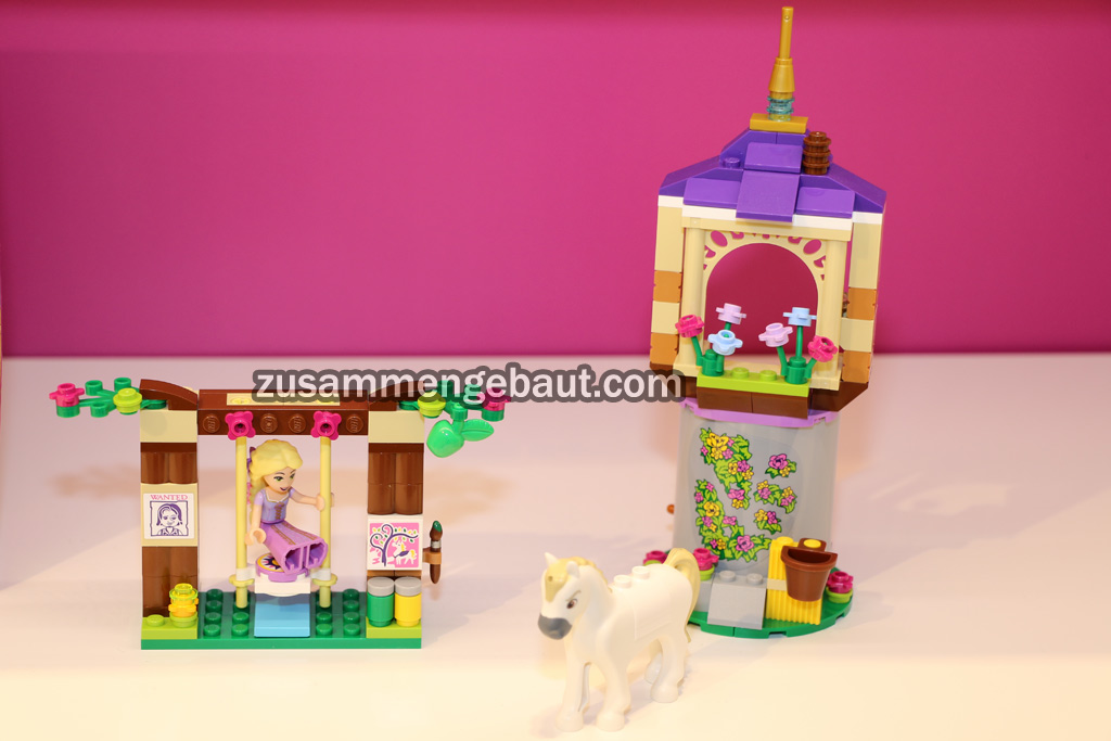 toy fair 2016 lego disney princess new rapunzel and