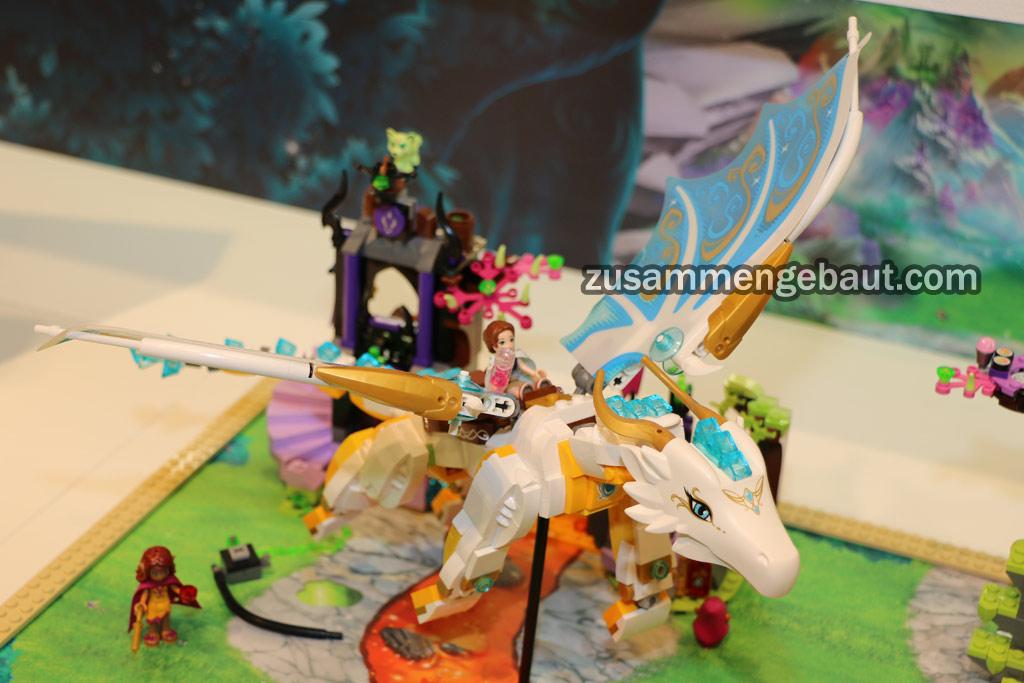 Queen Dragon's Rescue | © Andres Lehmann / zusammengebaut.com