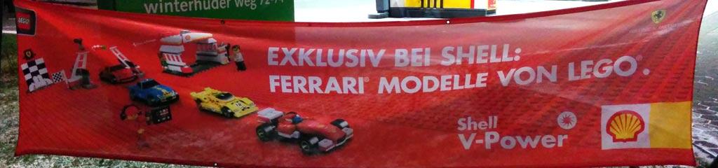 Ferrari zum Mitnehmen   © Andres Lehmann